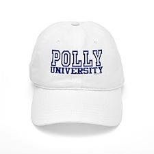 POLLY University Baseball Cap