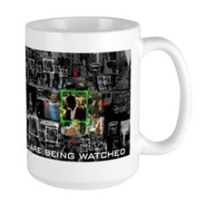 You Are Being Watched Mugs