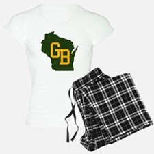 GB - Wisconsin Pajamas