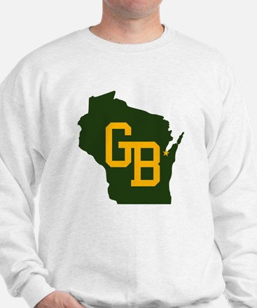 GB - Wisconsin Sweatshirt