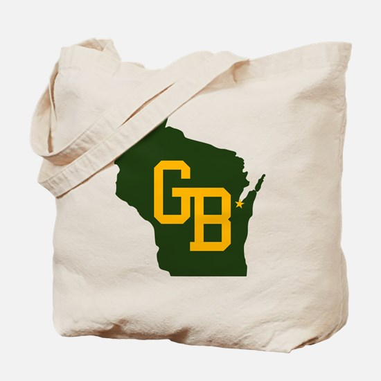 GB - Wisconsin Tote Bag