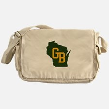 GB - Wisconsin Messenger Bag