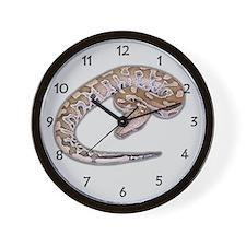 Blood Python Wall Clock