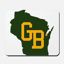 GB - Wisconsin Mousepad