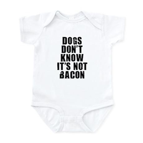 IT'S NOT BACON Infant Bodysuit