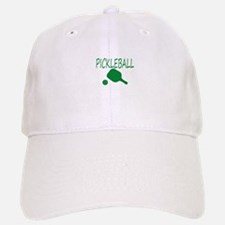 Pickleball with ball and paddle sport Baseball Baseball Baseball Cap