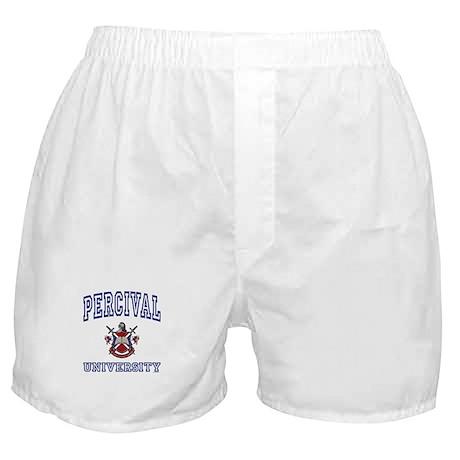 PERCIVAL University Boxer Shorts