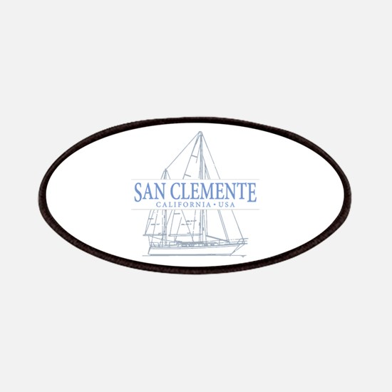 San Clemente Patches