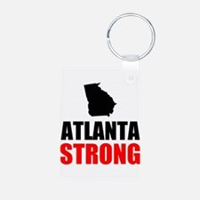 Atlanta Strong Keychains