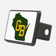 GB - Wisconsin Hitch Cover