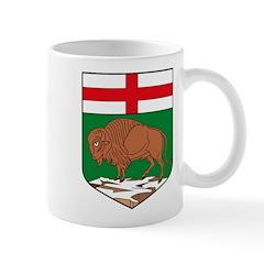 Manitoba Coat of Arms Mug