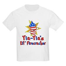 YiaYia's Little Firecracker T-Shirt