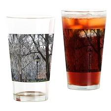 Cute Savannah Drinking Glass
