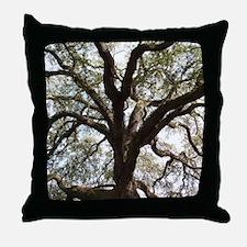 Cute Oak Throw Pillow