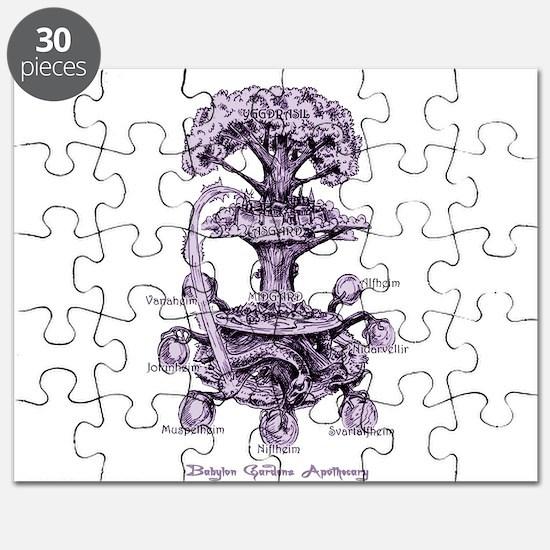 Nine Doors of the Midgard Puzzle