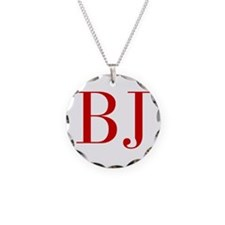 BJ-bod red2 Necklace