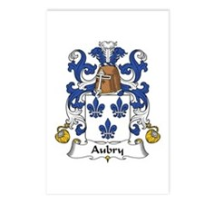 Aubry Postcards (Package of 8)