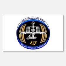 Expedition 47 Sticker (rectangle)