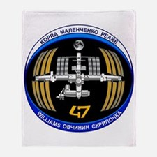 Expedition 47 Throw Blanket