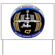 Expedition 47 Yard Sign