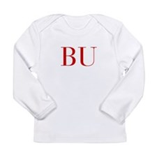 BU-bod red2 Long Sleeve T-Shirt
