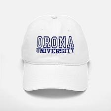 ORONA University Baseball Baseball Cap