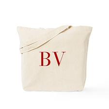 BV-bod red2 Tote Bag