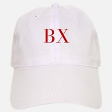 BX-bod red2 Baseball Baseball Baseball Cap