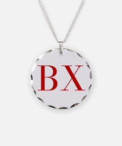 BX-bod red2 Necklace