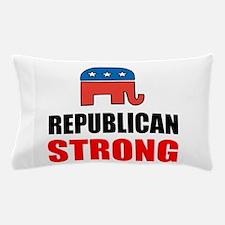 Republican Strong Pillow Case