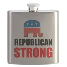 Republican Strong Flask