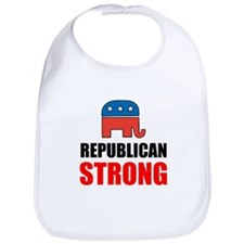 Republican Strong Bib