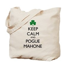 Keep Calm and Pogue Mahone Tote Bag