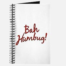 Bah, Humbug Journal