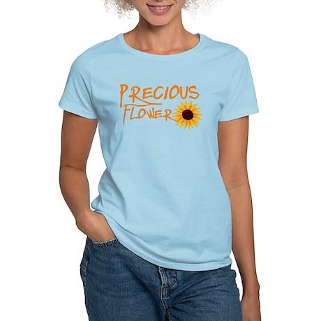 Precious Flower Women's Light T-Shirt