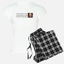 Thomas Jefferson explains D Pajamas