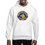 Portland Police Canine Hooded Sweatshirt