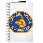 Portland Police Canine Journal