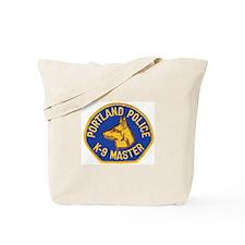 Portland Police Canine Tote Bag