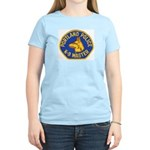 Portland Police Canine Women's Light T-Shirt