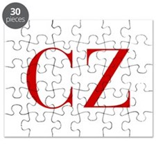 CZ-bod red2 Puzzle