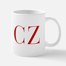 CZ-bod red2 Mugs
