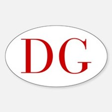 DG-bod red2 Decal