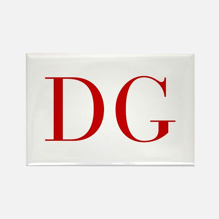 DG-bod red2 Magnets