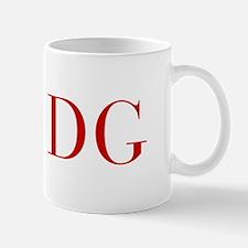 DG-bod red2 Mugs
