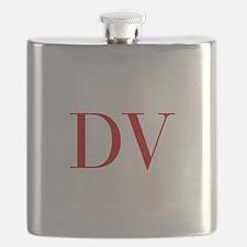 DV-bod red2 Flask