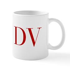 DV-bod red2 Mugs