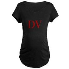 DV-bod red2 Maternity T-Shirt