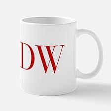 DW-bod red2 Mugs