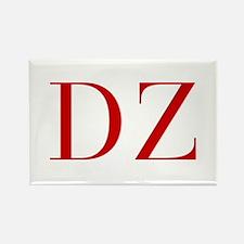 DZ-bod red2 Magnets